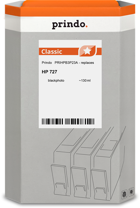 inktpatroon Prindo PRIHPB3P23A