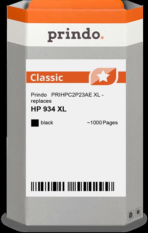 Cartouche d'encre Prindo PRIHPC2P23AE