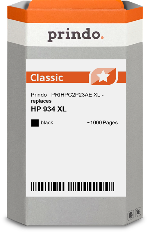 ink cartridge Prindo PRIHPC2P23AE