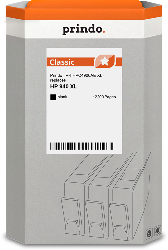 kardiż atramentowy Prindo PRIHPC4906AE