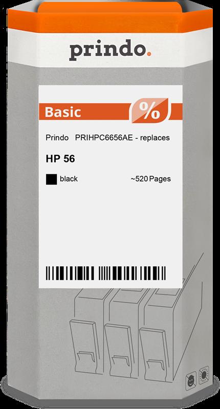 Cartuccia d'inchiostro Prindo PRIHPC6656AE