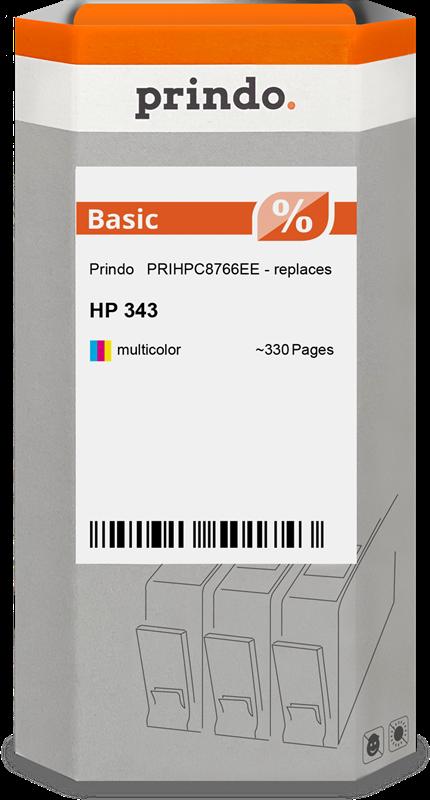 Cartouche d'encre Prindo PRIHPC8766EE