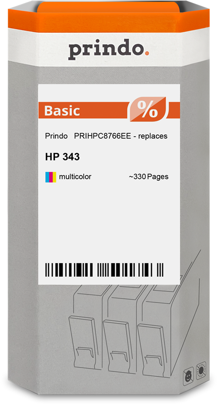 Cartuccia d'inchiostro Prindo PRIHPC8766EE