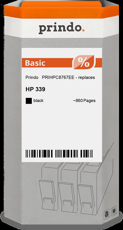 Cartouche d'encre Prindo PRIHPC8767EE