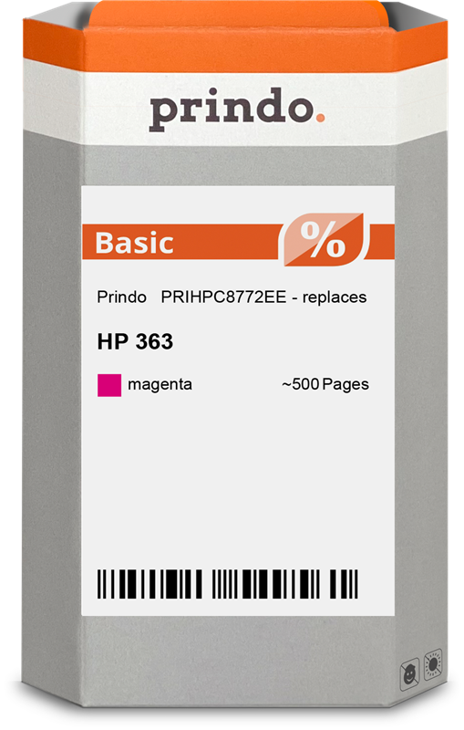 kardiż atramentowy Prindo PRIHPC8772EE