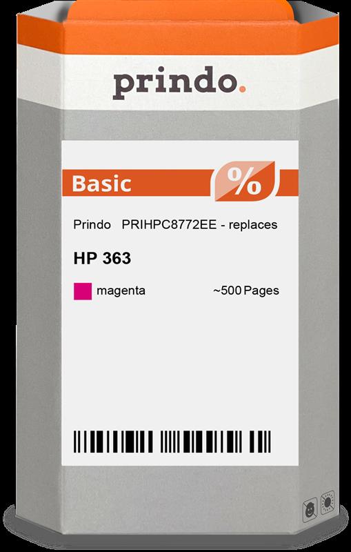 Cartouche d'encre Prindo PRIHPC8772EE