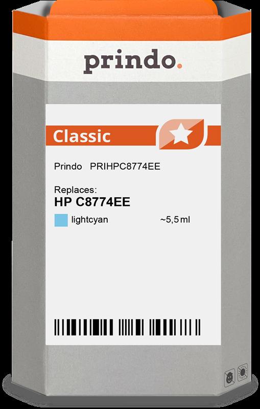 Cartouche d'encre Prindo PRIHPC8774EE