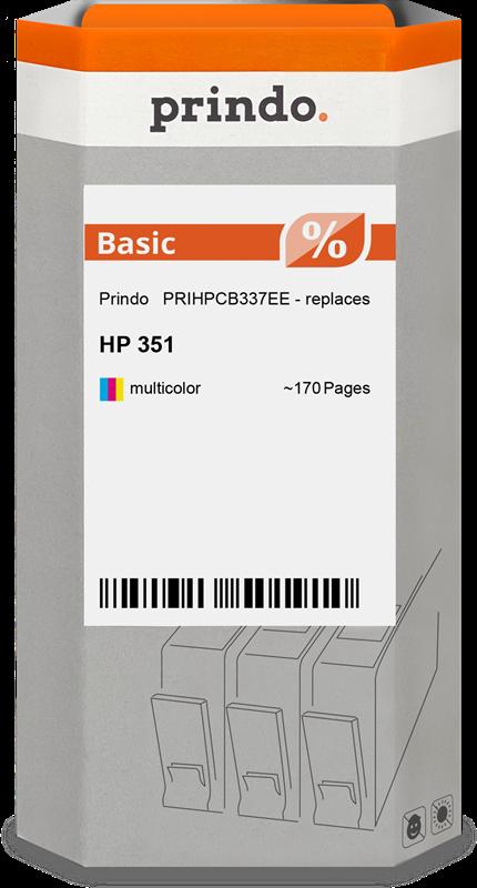 inktpatroon Prindo PRIHPCB337EE