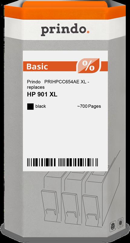 inktpatroon Prindo PRIHPCC654AE