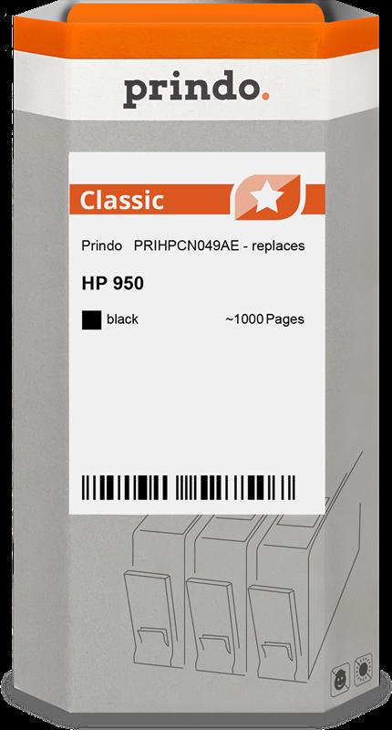 inktpatroon Prindo PRIHPCN049AE