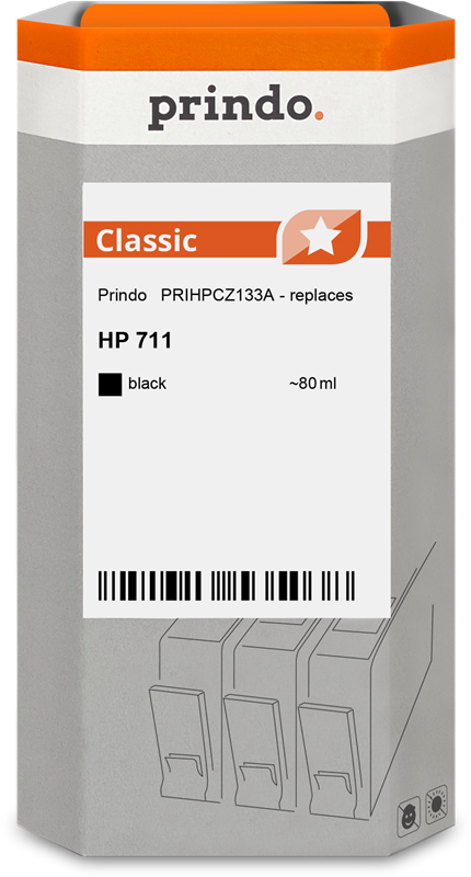 kardiż atramentowy Prindo PRIHPCZ133A