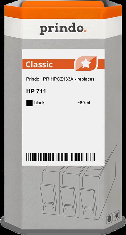 inktpatroon Prindo PRIHPCZ133A