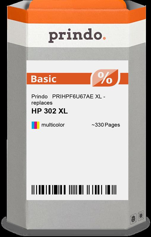 Cartuccia d'inchiostro Prindo PRIHPF6U67AE