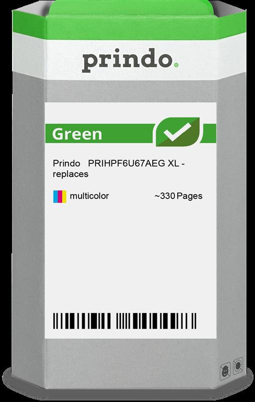 inktpatroon Prindo PRIHPF6U67AEG
