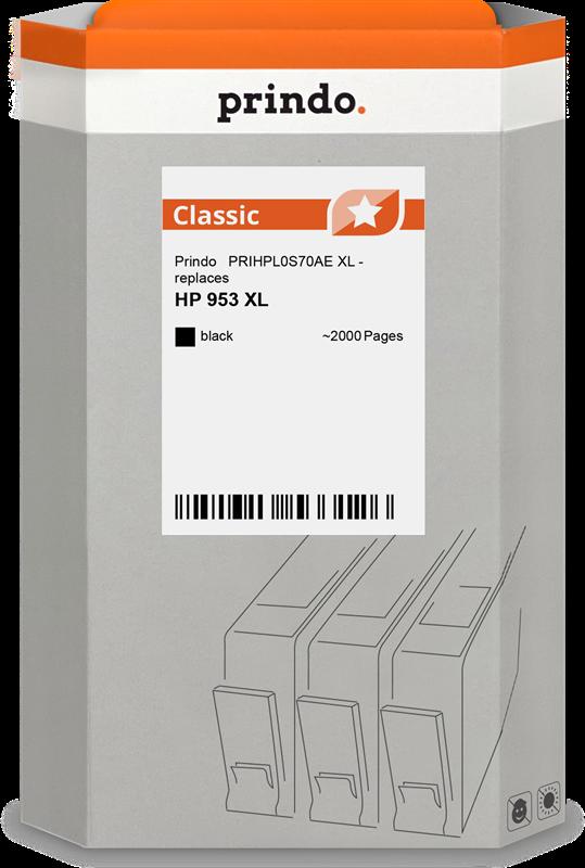 Cartuccia d'inchiostro Prindo PRIHPL0S70AE