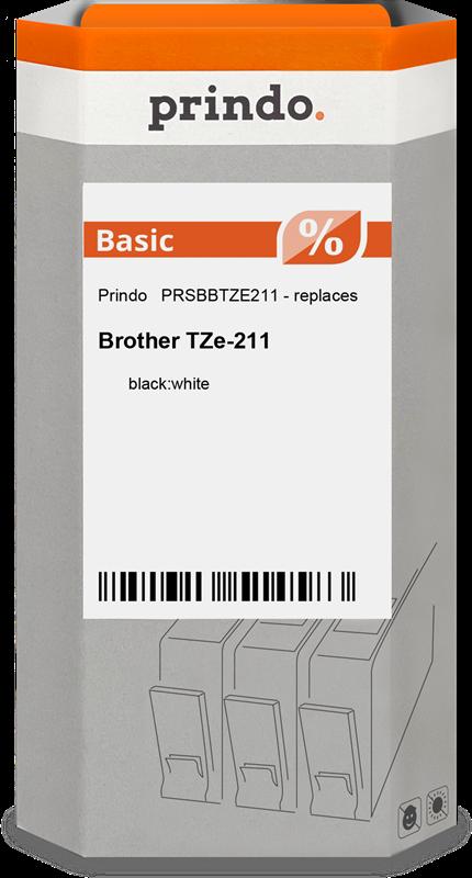 Schriftband Prindo PRSBBTZE211