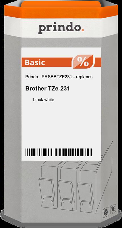 Ruban Prindo PRSBBTZE231