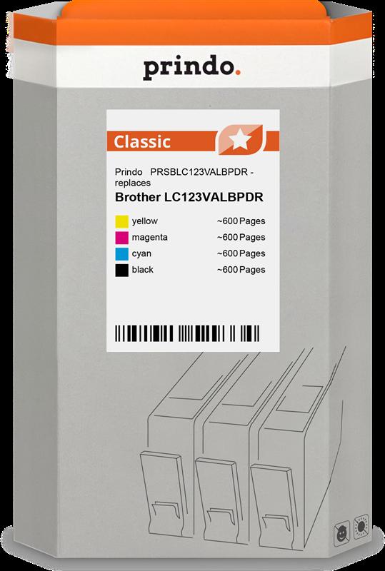 Multipack Prindo PRSBLC123VALBPDR