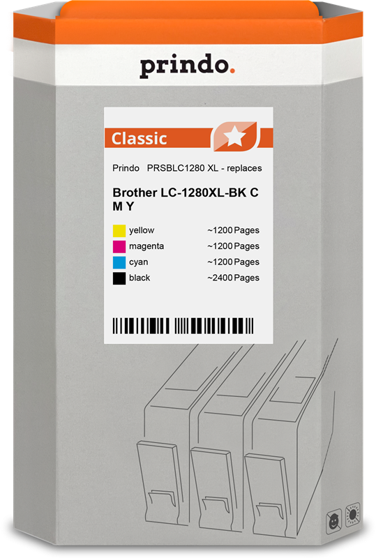 Multipack Prindo PRSBLC1280