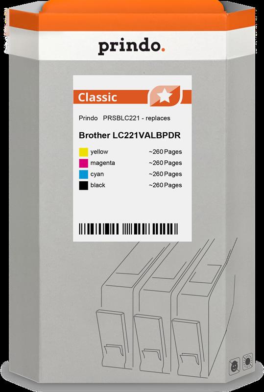 Multipack Prindo PRSBLC221
