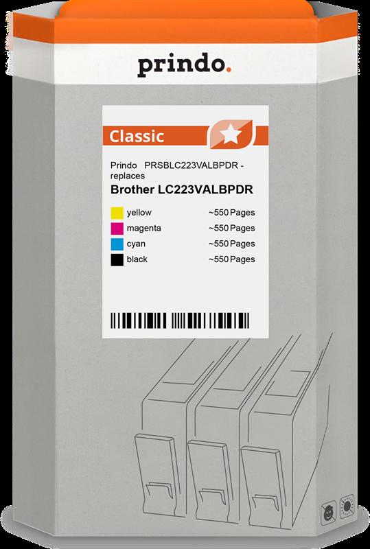 Multipack Prindo PRSBLC223VALBPDR