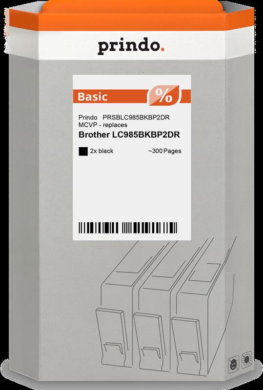 Multipack Prindo PRSBLC985BKBP2DR MCVP