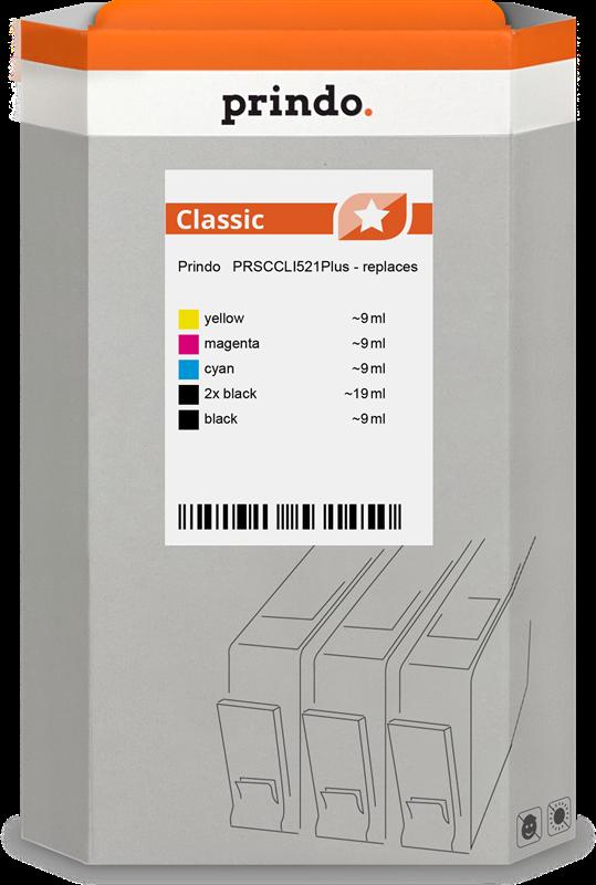 zestaw Prindo PRSCCLI521Plus