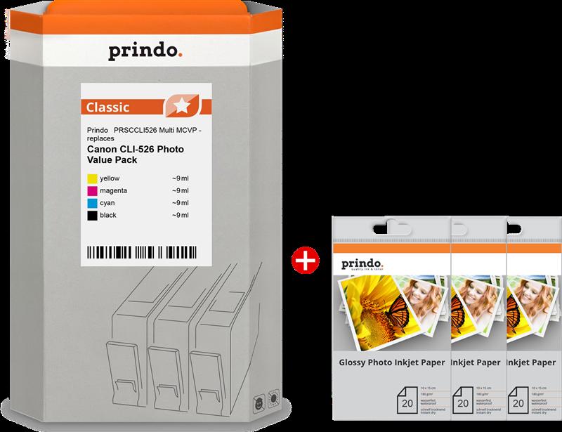 Multipack Prindo PRSCCLI526 Multi MCVP