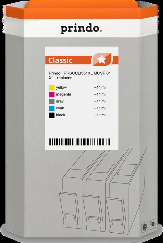 zestaw Prindo PRSCCLI551XL MCVP 01