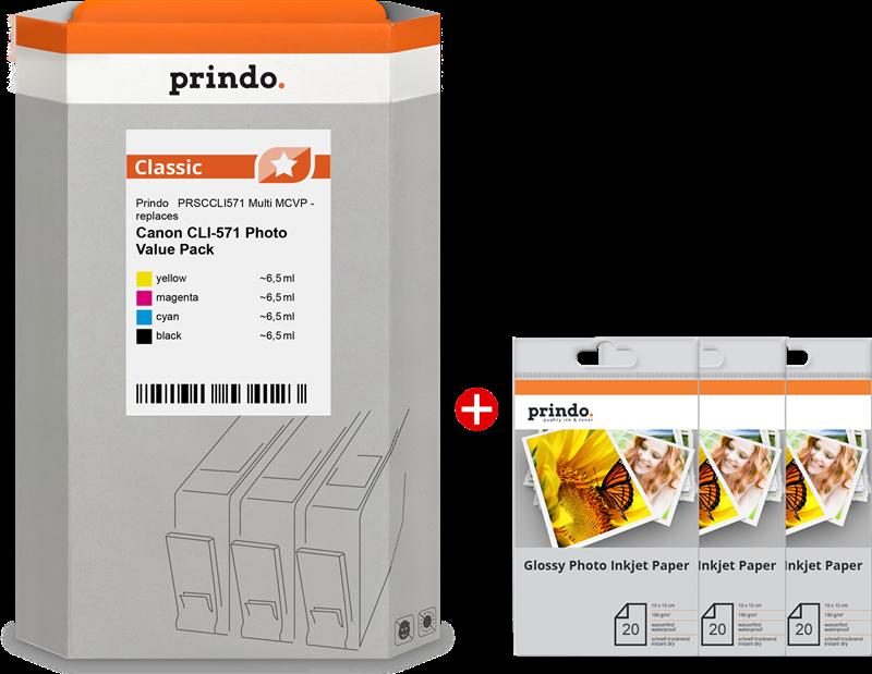 zestaw Prindo PRSCCLI571 Multi MCVP