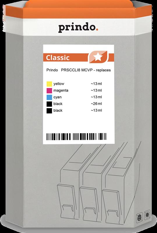 zestaw Prindo PRSCCLI8 MCVP