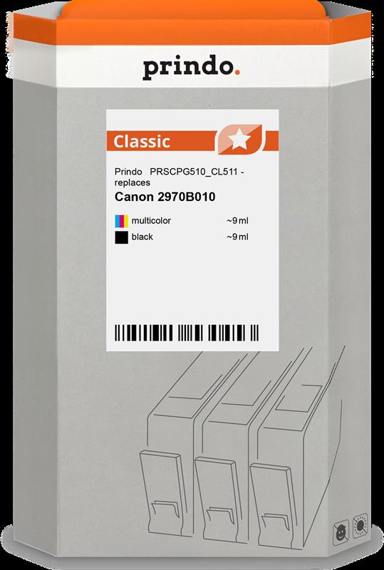 Multipack Prindo PRSCPG510_CL511