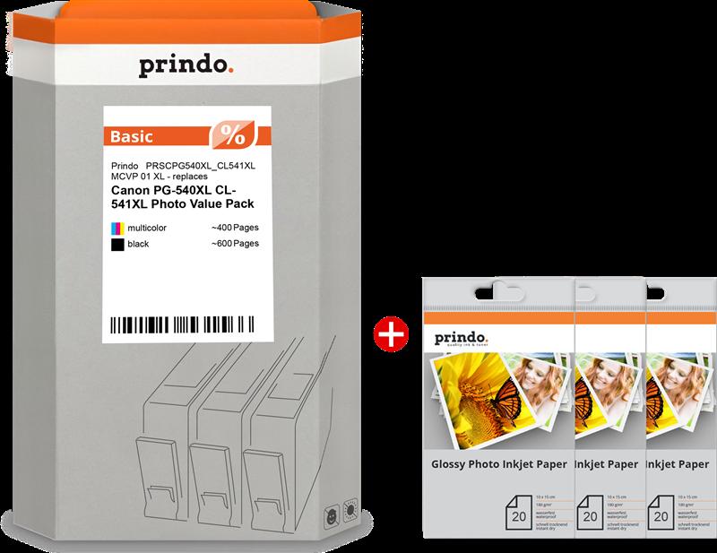 Value Pack Prindo PRSCPG540XL_CL541XL MCVP 01