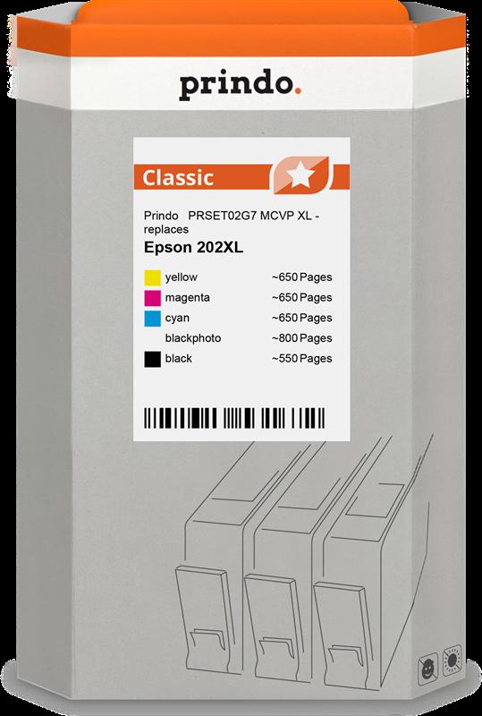 zestaw Prindo PRSET02G7 MCVP