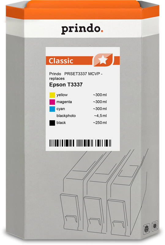 Multipack Prindo PRSET3337 MCVP