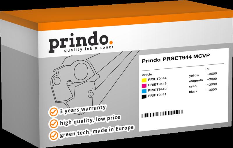Multipack Prindo PRSET944 MCVP