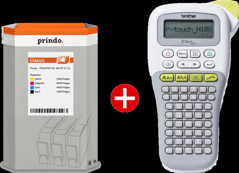 Value Pack Prindo PRSHP971XL MCVP 01