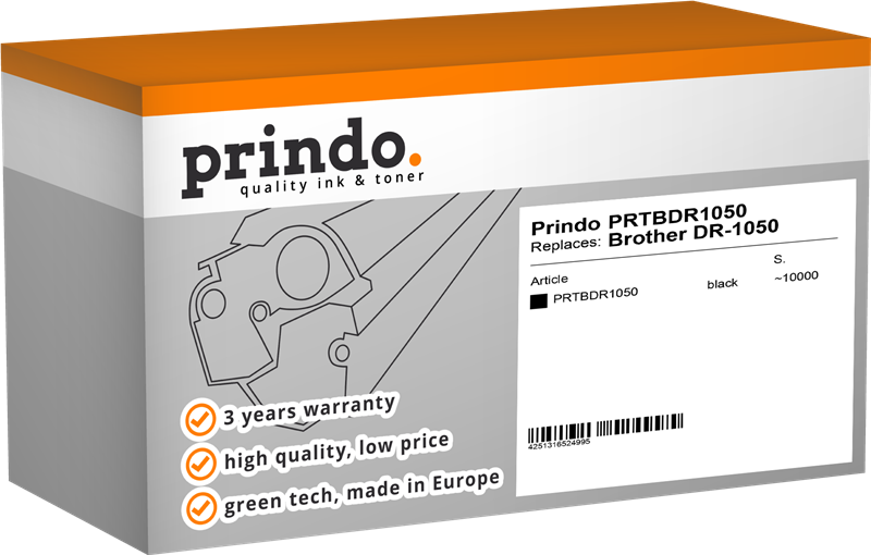 fotoconductor Prindo PRTBDR1050