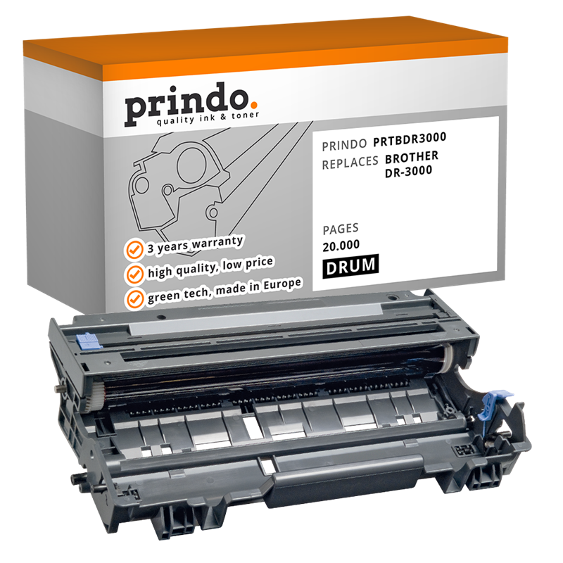 bęben Prindo PRTBDR3000