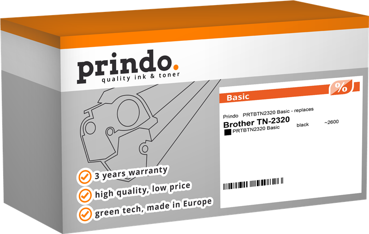Toner Prindo PRTBTN2320 Basic
