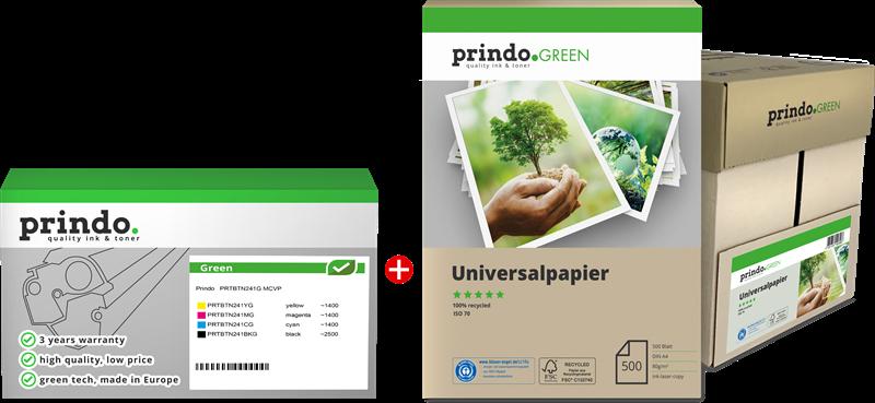 value pack Prindo PRTBTN241G MCVP