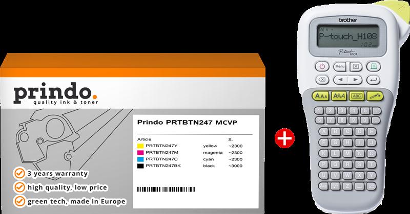 Value Pack Prindo PRTBTN247 MCVP
