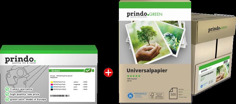 value pack Prindo PRTBTN247G MCVP