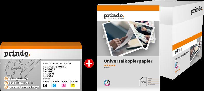 Value Pack Prindo PRTBTN326 MCVP