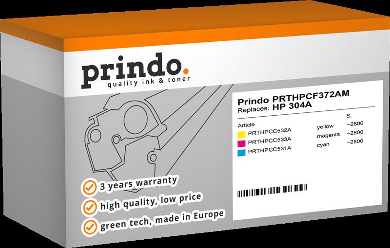 zestaw Prindo PRTHPCF372AM