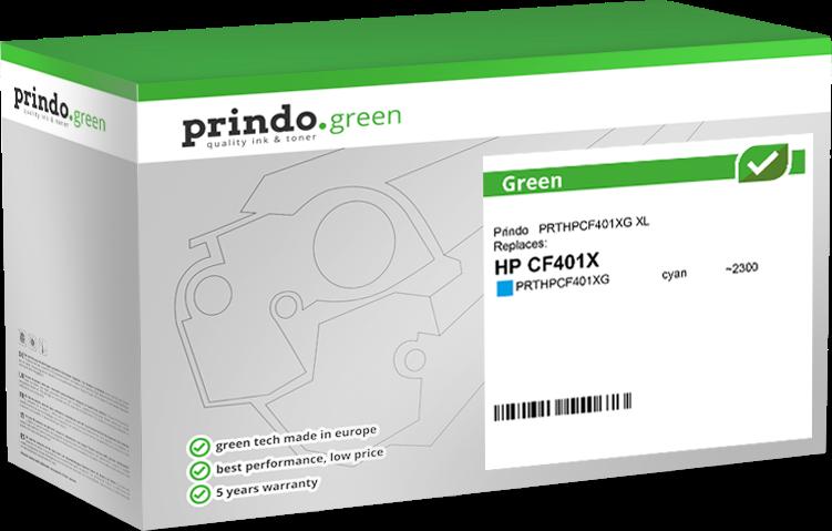 Toner Prindo PRTHPCF401XG