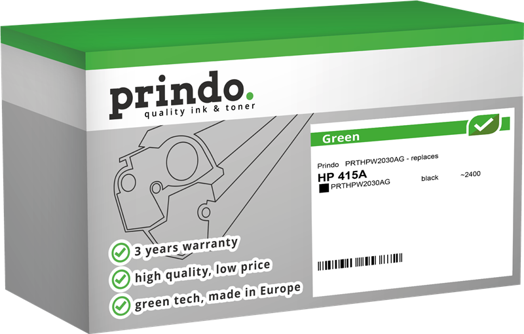 Toner Prindo PRTHPW2030AG