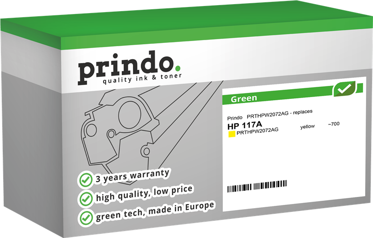 toner Prindo PRTHPW2072AG