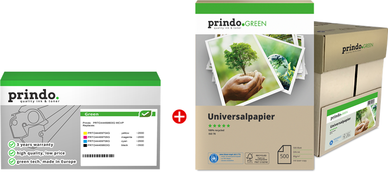 Value Pack Prindo PRTO44469803G MCVP