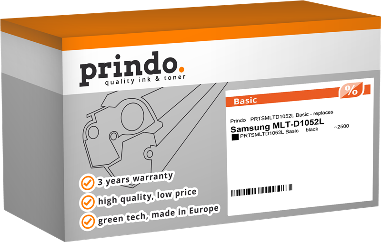 Tóner Prindo PRTSMLTD1052L Basic